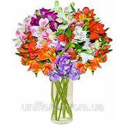 Доставка цветов Львов фото