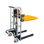Штабелер ручной TOR SDDJ-1300, г/п 400 кг, 90-1300 мм фото