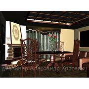 Дизайн интерьеров в 3Д фото