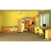Детская мебель серии «НАУТИЛУС» пр-ва ЭДИСОН (Украина). фото