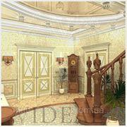 Дизайн интерьера частного дома фото
