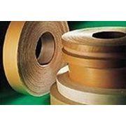 Натуральная кромка / Дублированный шпон - материал для укутывания профилей дуб, ольха, бук, ясень