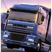 Доставка грузов. фото