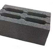 Блок шлакобетонный м50, 75, 100 фото