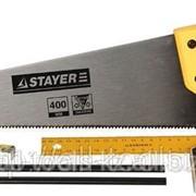 Набор Stayer Standard для столярных работ: ножовка по дереву 400 мм, угольник 200 мм, Код: 15084-H5 фото