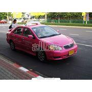 Такси и малолитражные такси фотография