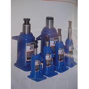 Домкрат гидравлический, бутылочного типа 10т. фото
