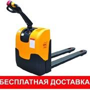 Тележки гидравлические с электропередвижением г/п  фото