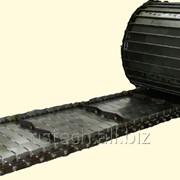 Роликовая стальная транспортерная лента фото