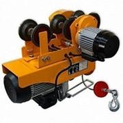 Мини электрическая таль со штекером для тележки МЕН600/1200 фото
