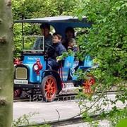 Аттракцион Семейная машинка Antique Cars Code MX300 фото
