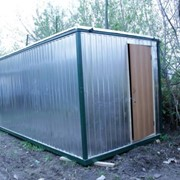 Блок контейнер металлический фото