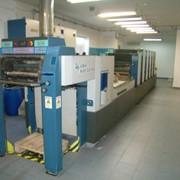 Офсетные печатные листовые машины фото