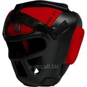 Боксерский шлем тренировочный RDX Guard фото