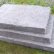 Базальтовые маты, маты базальтовые теплоизоляционные.Плита базальтовая мягкая ДСТУ БВ. 2.7-97-2000 (ГОСТ 9573-96) фото