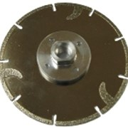 Круг алмазный (гальваника с флянцем М14) для мрамора диам. 150мм фото
