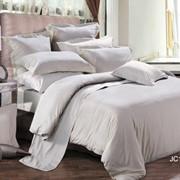Комплекты постельного белья: 2-хспальные, 1,5 спальные белые фото
