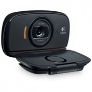 C525 Logitech веб камера, 1,3 Mpix, USB 2.0, Зажим, Подсветка: Нет фото