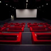 Кинотеатр на курорте фото