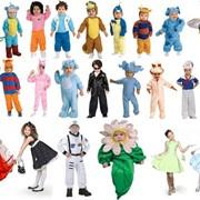 Пошив детских новогодних костюмов фото