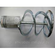 Миксеры Slowik для тяжелых смесей с резьбой М14 различных диаметров фотография