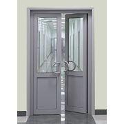 Металлопластиковые балконные и офисные двери