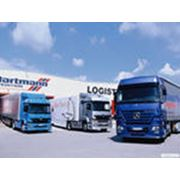 Доставка грузов по СПб