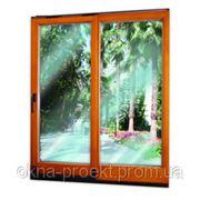 Дверь для остекления террас, зимних, садов фото