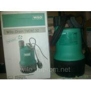 Дренажный насос Wilo TM32/7 фото