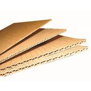 Гофрокартон листовой фото