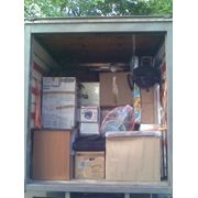 Комплекс услуг по переезду мебели в другой город. фотография