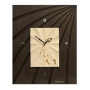 Настенные часы Mado MD-004 (Следы на песке)