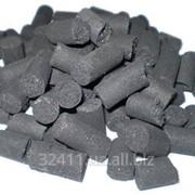 Угольные брикеты высокого качества. фото