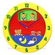 Часы RHYTHM Kids 4MH786WD33 фото