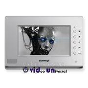 """Видеодомофон цветной 7"""" CDV-71АМ, 4 канала видео, память 128 кадров, функция """"картинка в картинке"""" фото"""