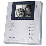 KOCOM KIV-102 домофон черно-белый фото