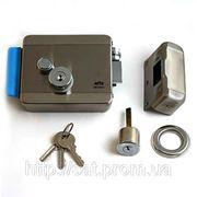 Atis Lock SS Накладной электромеханический замок, 12 фото
