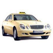 Такси фотография