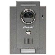 Вызывная видео панель COMMAX DRC-4BH ч/б (накладная, антивандальная) фото