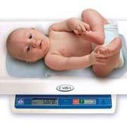 Весы электронные Саша для новорожденных фото
