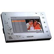 Видеодомофон Kocom KCV-A374SD White фото