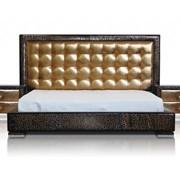 Кровать Куба Базовый размер: 202 x 205 h 132 см. фото