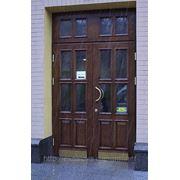 Дверь парадная фото