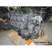 Двигатель КамАЗ-740 фото
