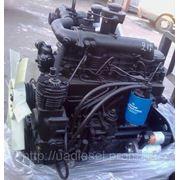 Двигатель ЗИЛ 5301 <Бычок> (108,8л. с. ) без генер. и карт. маховика (пр-во ММЗ) фото