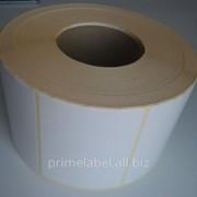 Термоэтикетки 100х70, 1000 этикеток в роле фото