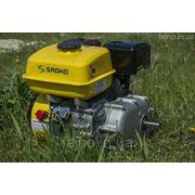 Бензиновый двигатель Sadko GE-200R с понижающим редуктором (6,5 л.с.) фото