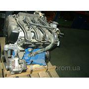 Двигатель ВАЗ 21124 (1,6л. ) 16 клап. (пр-во АвтоВАЗ) фото