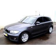 BMW 116i фото