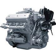 Двигатель ЯМЗ-236М2, ЯМЗ-236М фото